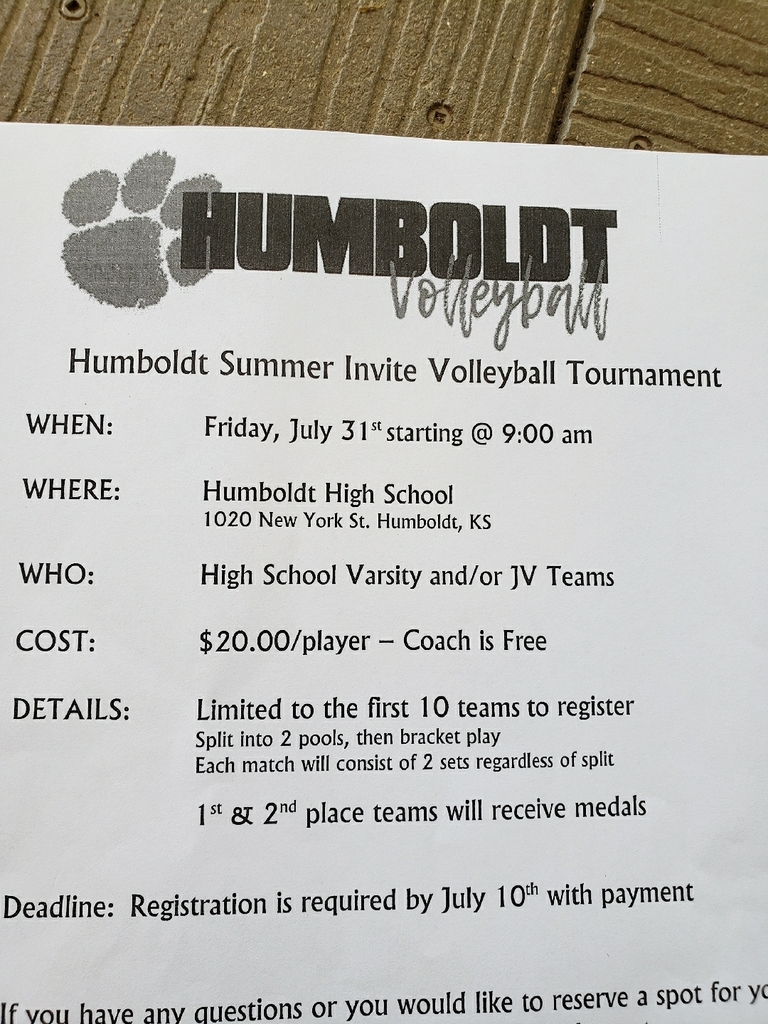 summer tournament